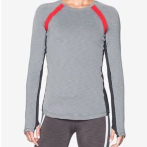 Under Armour Coldgear Long-Sleeve Fitted Coupe